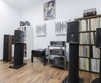 Sonus faber Guaneri Evolution, audio research CD6, audio research SP 20, audio research DS 450, audio research PH 6, Meridian MC 200, Bassocontinuo