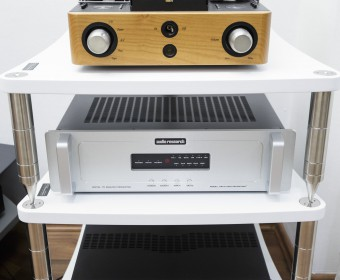 Unison S 6, audio research DAC 8, KRELL Vanguard, Bassocontinuo