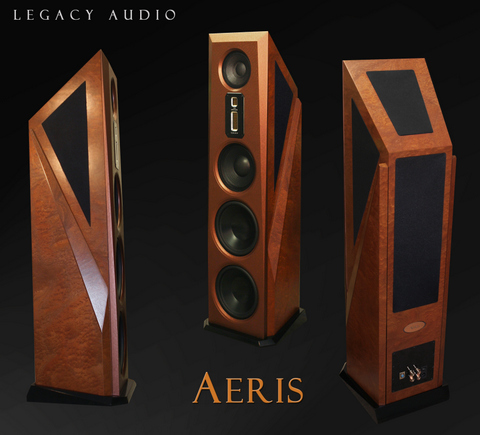 Legacy Audio AERIS, Standlautsprecher, Leverkusen